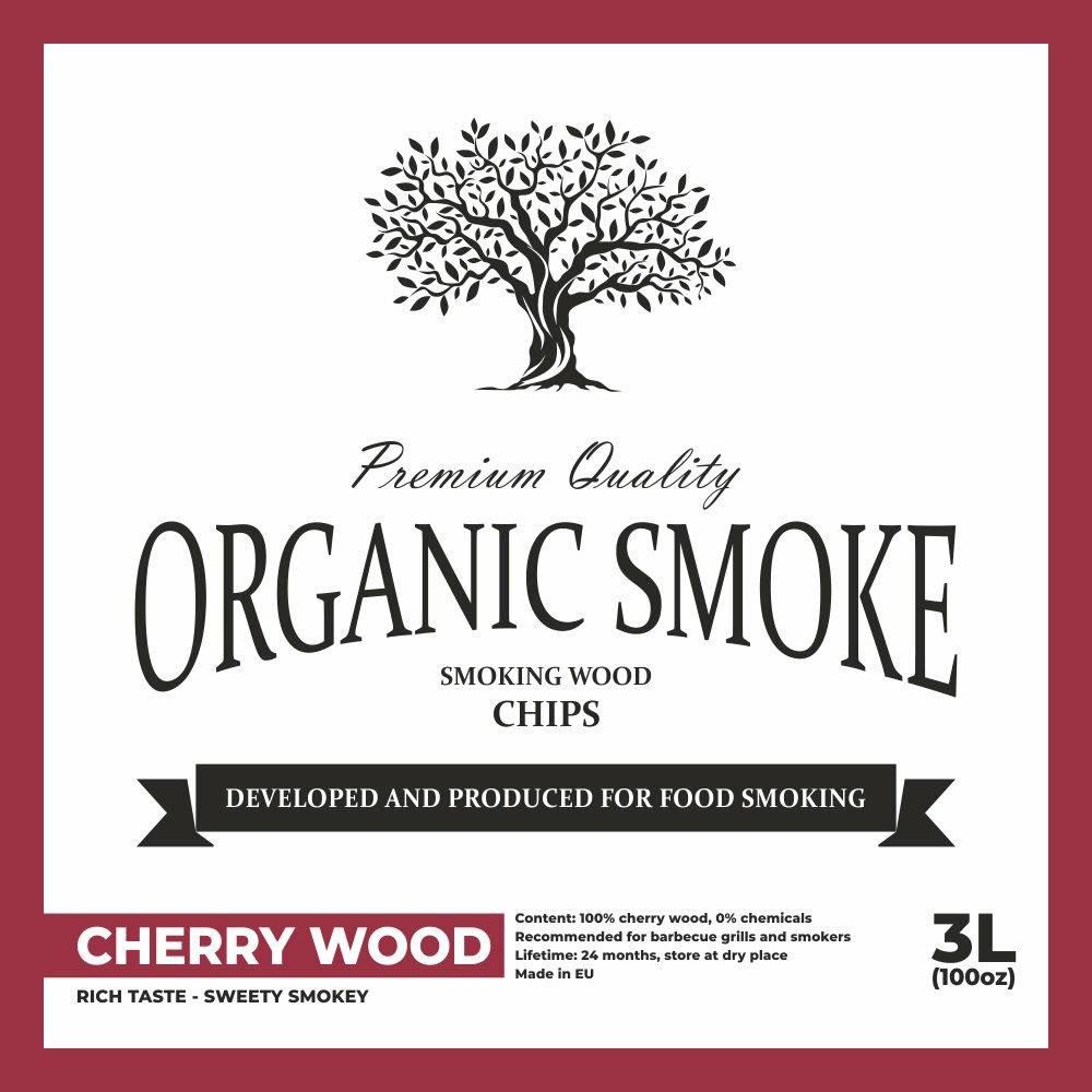 cseresznyefa füstölő chips